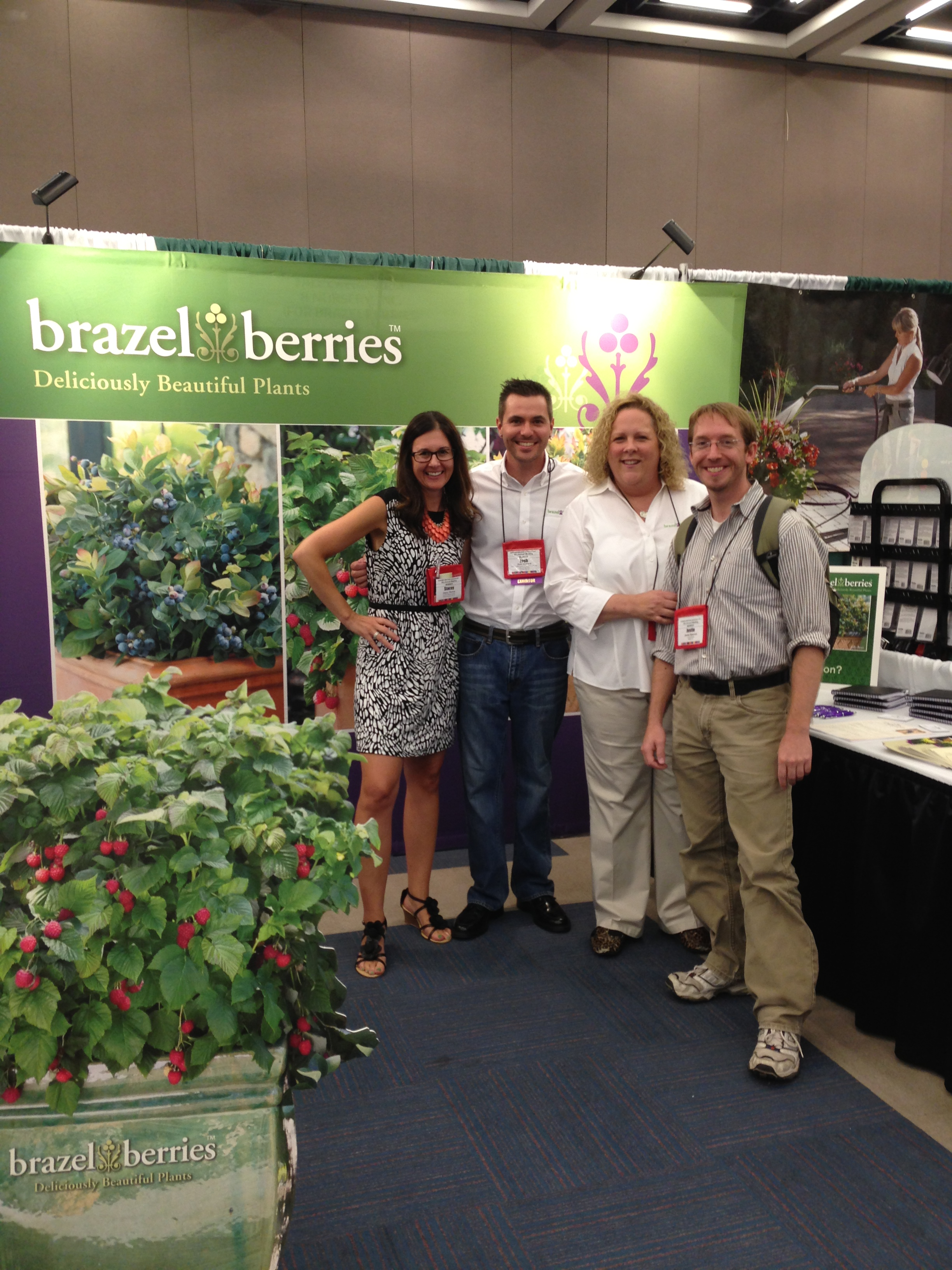 garden writers association, Quebec City, GWA 2013, GARDEN MEDIA GROUP, brazelberries, connecting with audience, public relations, content marketing, re-purposing content