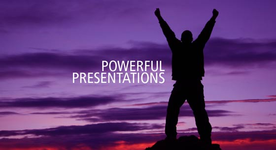 powerful presentations, garden media group, small business presentations, presenting, public speaking creativity