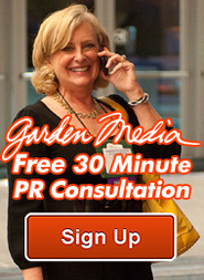 Free PR consultation by Garden Media