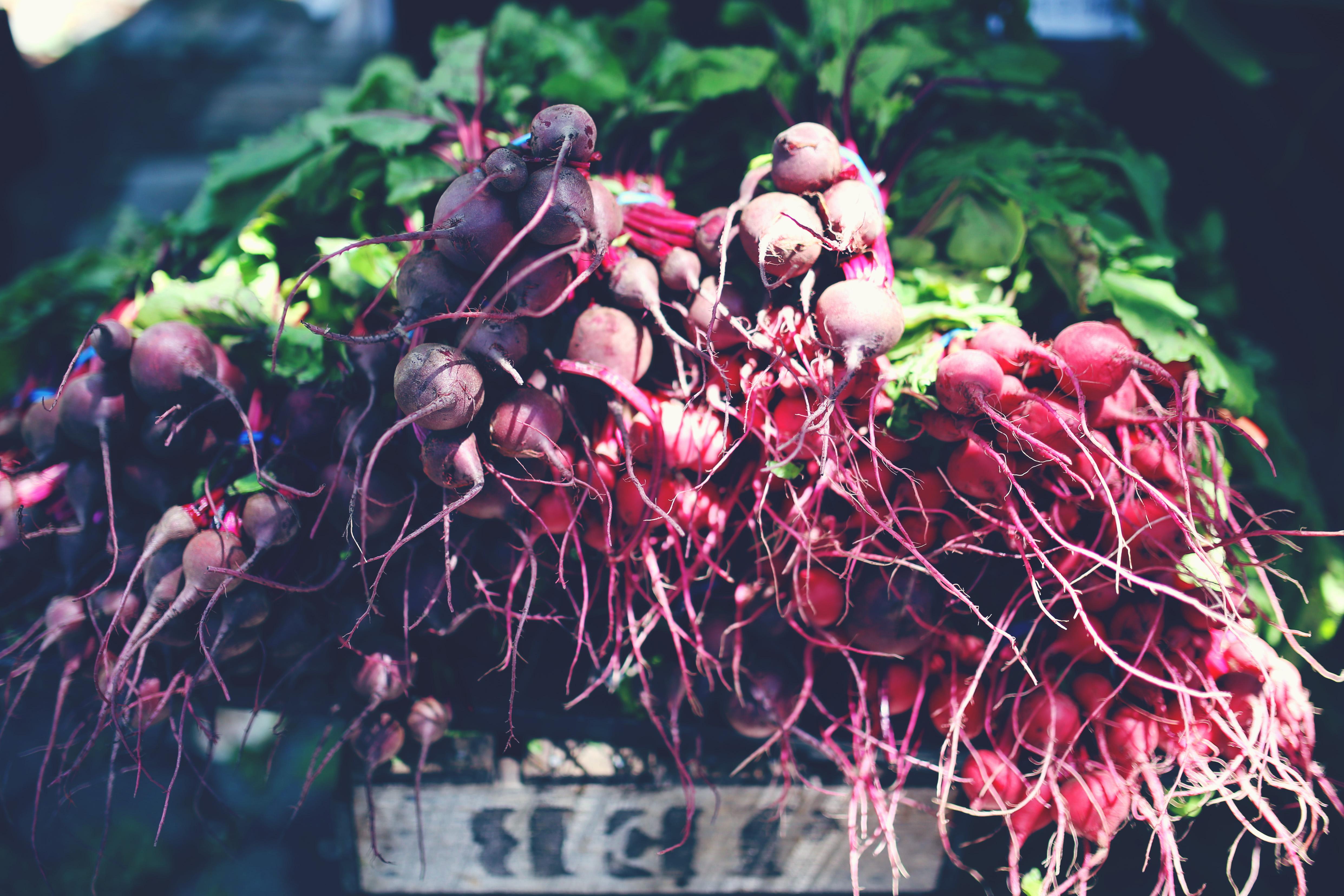 beets at the farmers market, market, gardening, garden media group, millennials, edibles, millennials and edibles, planting edibles, millennials and the garden