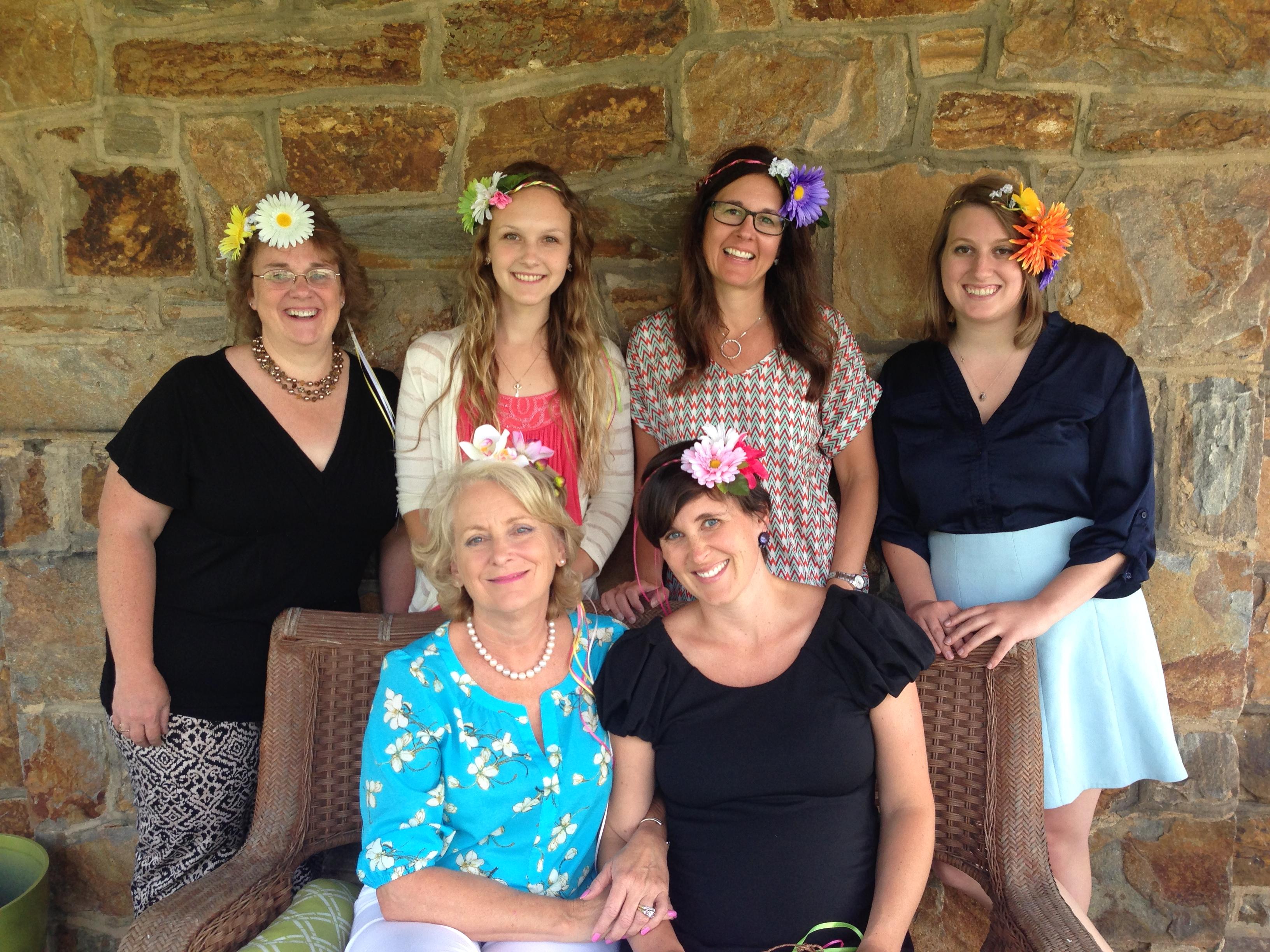 garden media group, flower crowns, fun business activities,