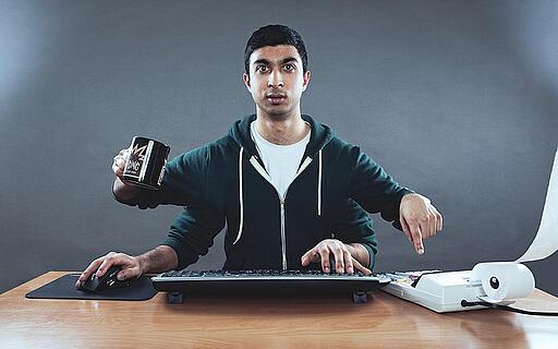 doing too much, overwhelmed, multitasking