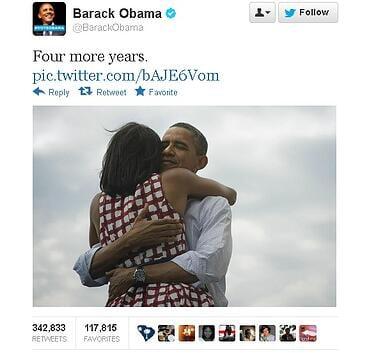 7 c's of social media; election 2012