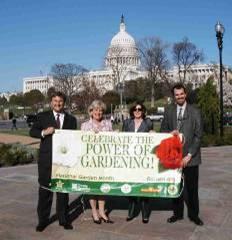 National Gardening Month kickoff resized 600