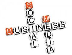 Social media for business 300x228
