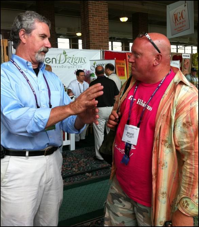 lawn and garden trade show public relations