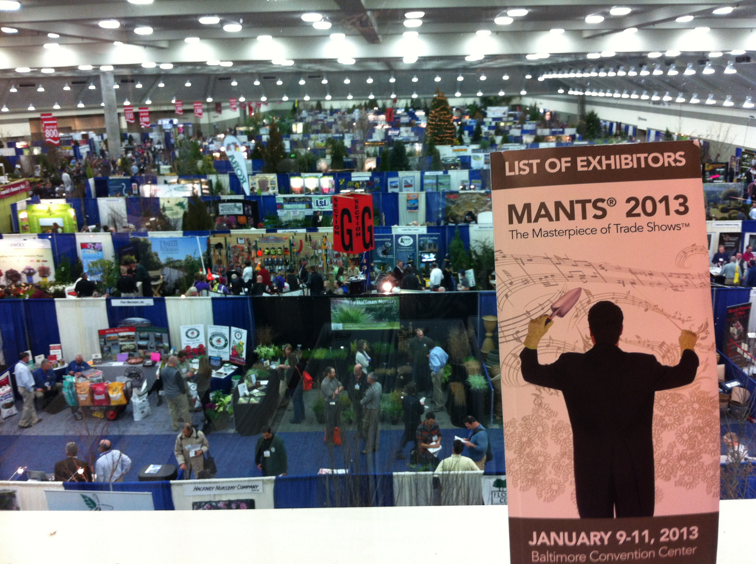 MANTS 2013, garden media group