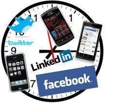 social media in the garden industry