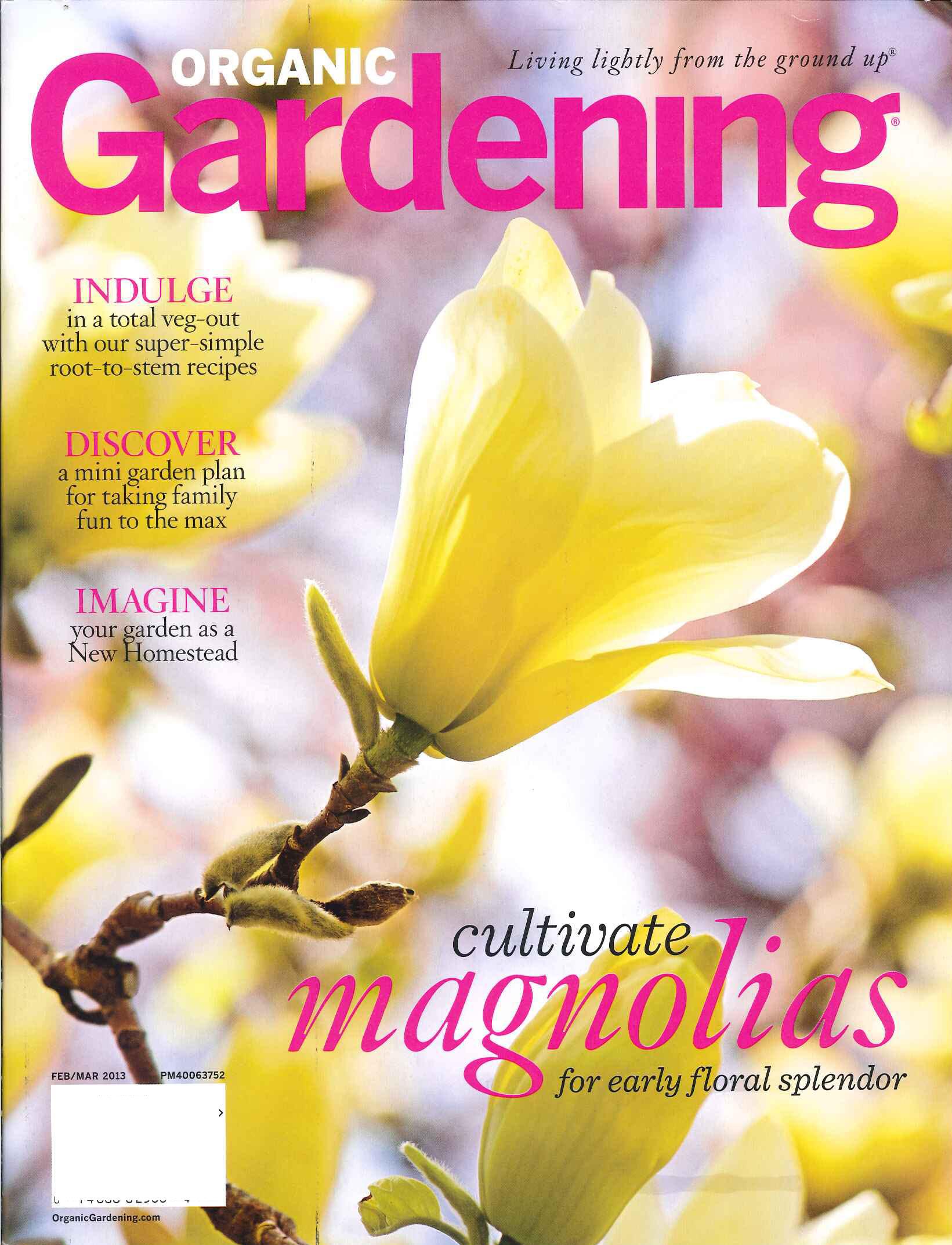 fine organic gardening, rescue, stink bug trap, garden media group, rescue