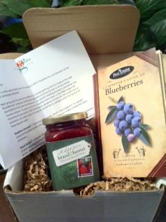 Brazelberries Sample, Garden Media Group, stellar sampling program