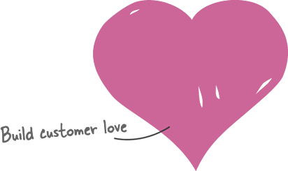customer branding love garden media group