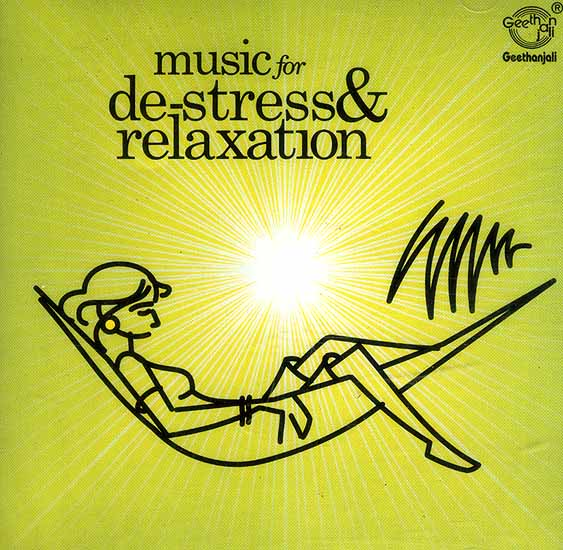 music for destress relaxation audio cd icf073