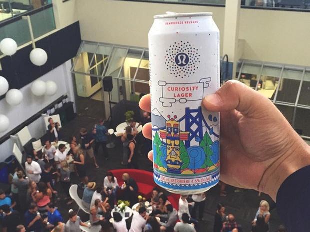 lululemon, Beer, Garden Media group